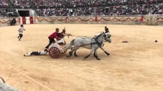 Extrait Jeux Romains 2016