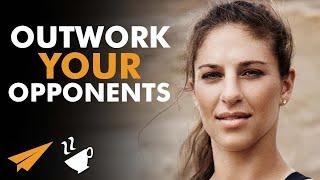 OUTWORK your opponents - Carli Lloyd (@CarliLloyd) - #Entspresso