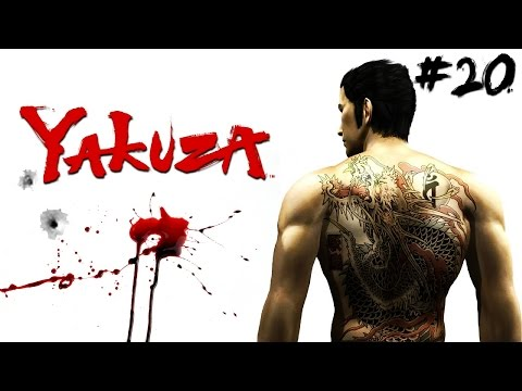 Yakuza - Walkthrough Part 20: The Jackal