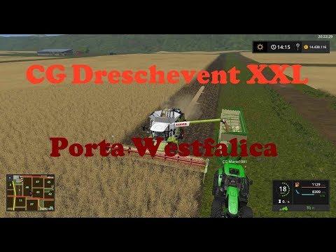 Livestream #16.1 - CG Dreschevent XXL - Porta Westfalica - Tobi's Sicht
