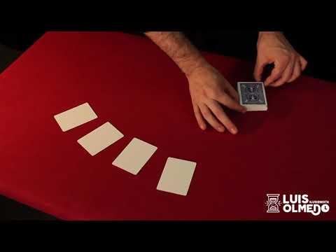 Canvas trick by Luis Olmedo video