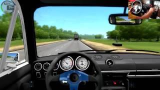 Ваз 2106 корч VAZ 2106 безумный тюнинг советского автомобиля в City Car Driving!