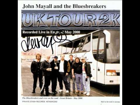 John Mayall and the Bluesbreakers_A Hard Road