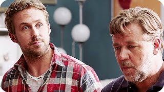 THE NICE GUYS All Viral Videos (2016) Ryan Gosling, Russell Crowe Couples Therapy