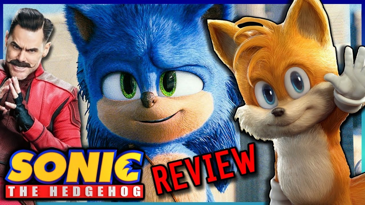 Tails Reviews Sonic The Hedgehog Movie Post Credits Scene Reaction Youtube