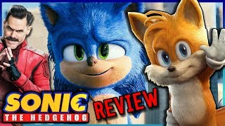 Tails Reviews Sonic The Hedgehog Movie | Post Credits Scene Reaction