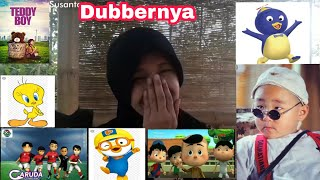 Download Dubber Boboho, Tweety, Pororo 1, Teddy Boy, Ucrit Si Unyil Animasi, Pablo Backyardigans, dll Mp3