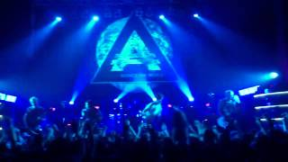 ADEPT - The Ocean Grave, Sound The Alarm (live in Minsk,13-11-13)