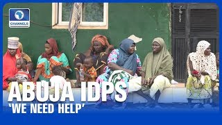 Displaced Persons Call On Govt For Help