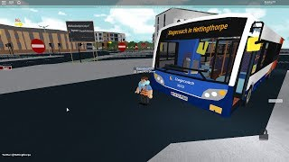 (ROBLOX) Stagecoach East Midlands EP4 Rail Replacement with AndMoreCentral!