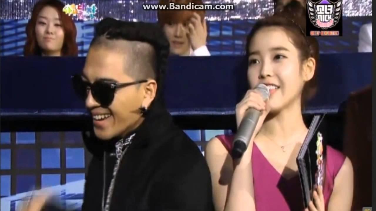 Iu and taeyang dating