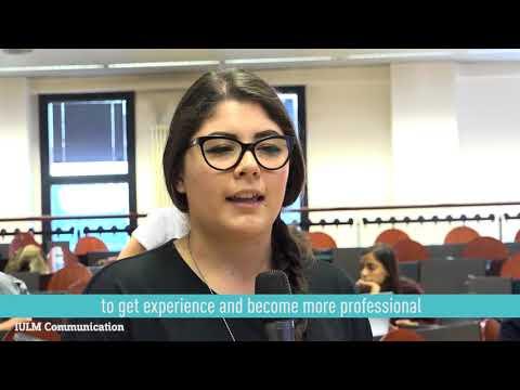 IULM University - Master's Degree In Strategic Communication
