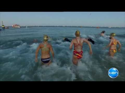2017 Karma Resorts Rottnest Channel Swim Safety Briefing