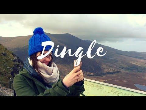 The best trip to Dingle, Ireland!