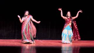 FeTNA 2011 Adada Mazhaida/Ennadi Rakkamma Remix By Carolina Tamil Sangam