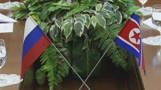 Северная Корея и Хабаровский край. Новости. GuberniaTV