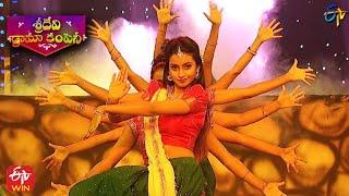 Deepika Pilli 'Eswara Parameshwara' Song Performance   Sridevi Drama Company   9th May 202