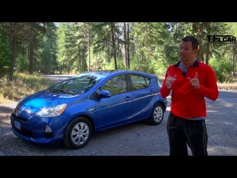 A Day In The Life Of The 2012 Toyota Prius C Hybrid