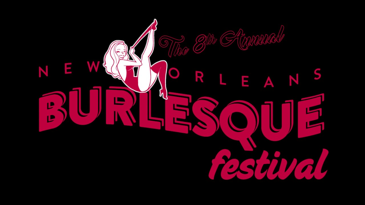 Roxi D'Lite - The 8th Annual New Orleans Burlesque Festival