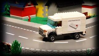 Lego Mailman