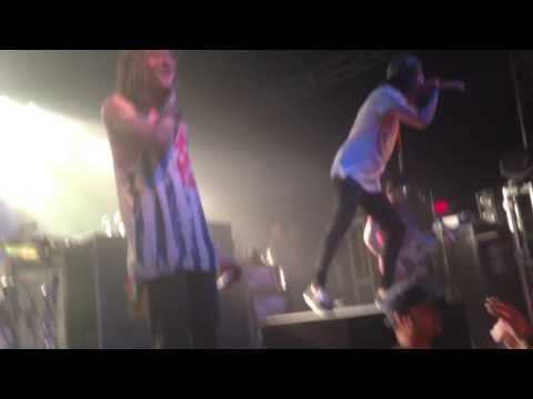 """""""Somebody That I Used To Know"""" (Cover) - Mayday Parade Ft. Vic Fuentes @ SOMA SD May 10th"""