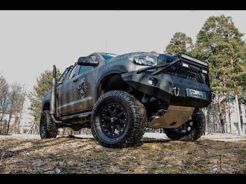 Toyota Tundra SKULL новый проект техцентра 4x4 Tundra
