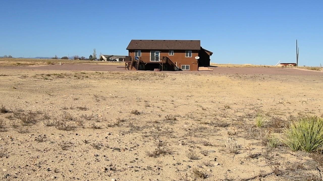 13.46 Acres - With City Water & Power 75 Feet! In Pueblo West, Pueblo County CO