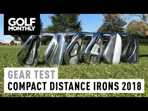 Best Compact Distance Irons 2018 | Irons Test | Golf Monthly