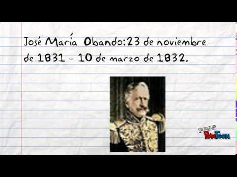 REPUBLICA DE LA NUEVA GRANADA 2