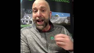 Softwashing and exterior cleaning vs pressure washing