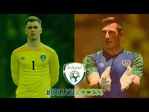 #IRLU21ACCESS | Episode 2 | Preparing Ireland's goalkeepers