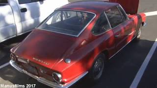 BMW 1600 GT (Glas GT) In Detail