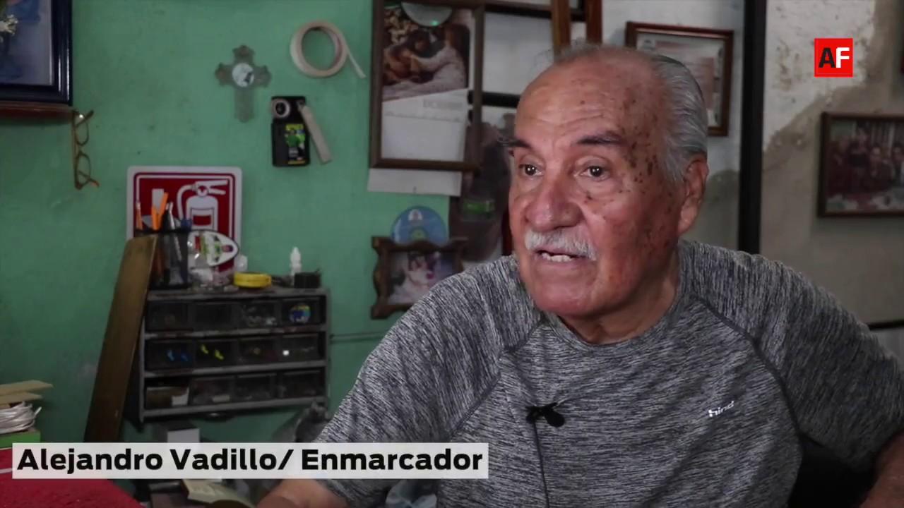 UnDíaenelTrabajo / Enmarcador - YouTube