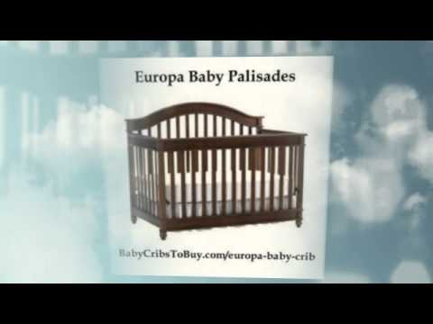 Europa Baby Palisades Crib Youtube