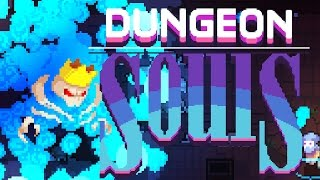 Nuclear Throne + душевность // Dungeon Souls