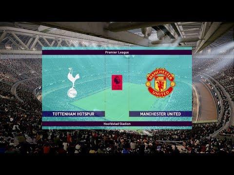 Tottenham vs Manchester United - Premier League 13 January 2019 Prediction