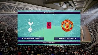 Tottenham vs Manchester United - Premier League 13 January 2019 Prediction