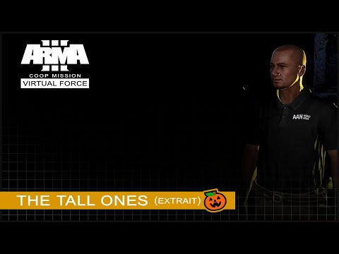 Mission Coop. Arma 3 - AAN World News - Mission d'halloween