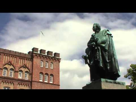 Lund Sweden Vacation Travel Video Guide