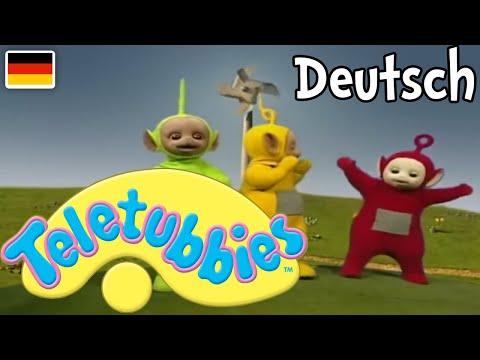 ☆ Teletubbies auf Deutsch ☆ Singen mit Robert: Zappelig ☆ Ganze Folgen ☆ Cartoons für Kinder ☆