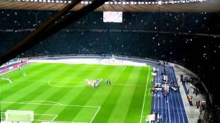 """""""Nur nach Hause gehen wir nicht!"""" - Hertha BSC - FC Bayern München [25.03.2014]"""