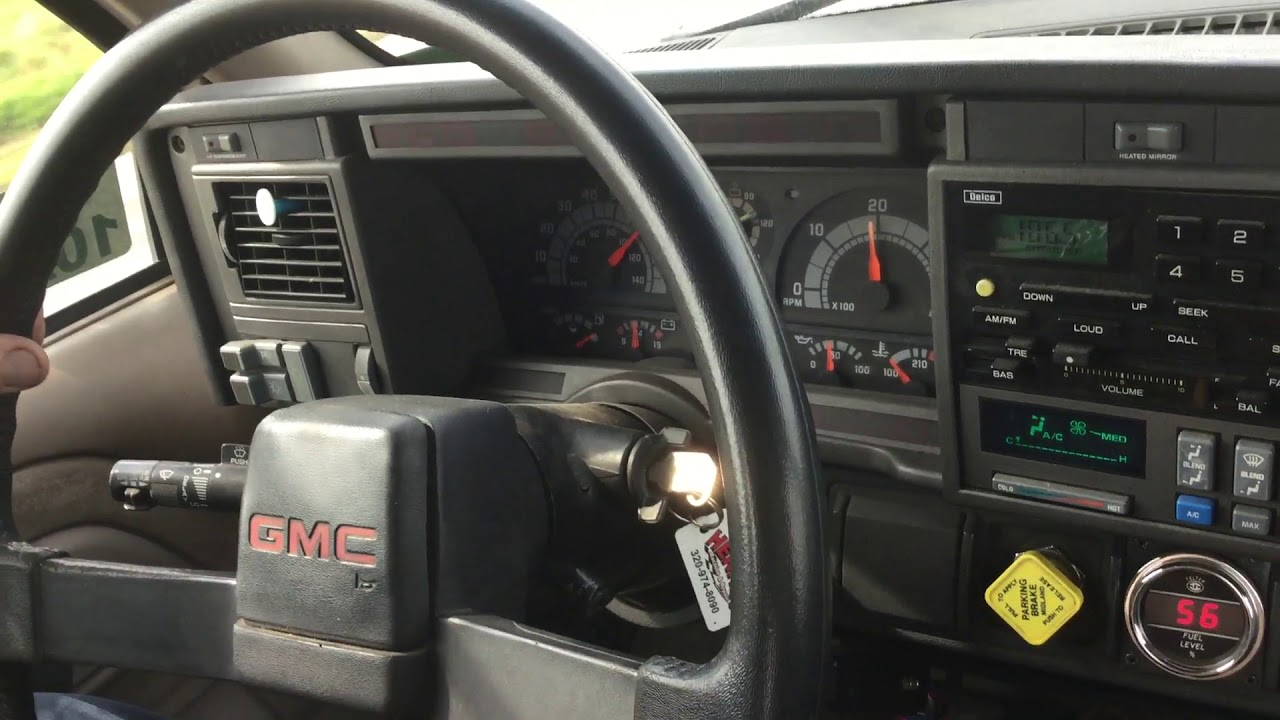 1999 GMC TOPKICK C7500 For Sale