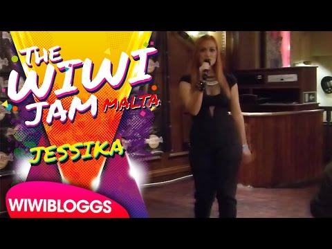 """Jessika """"Hypnotica"""" @ Wiwi Jam, Hard Rock Cafe Malta   wiwibloggs"""