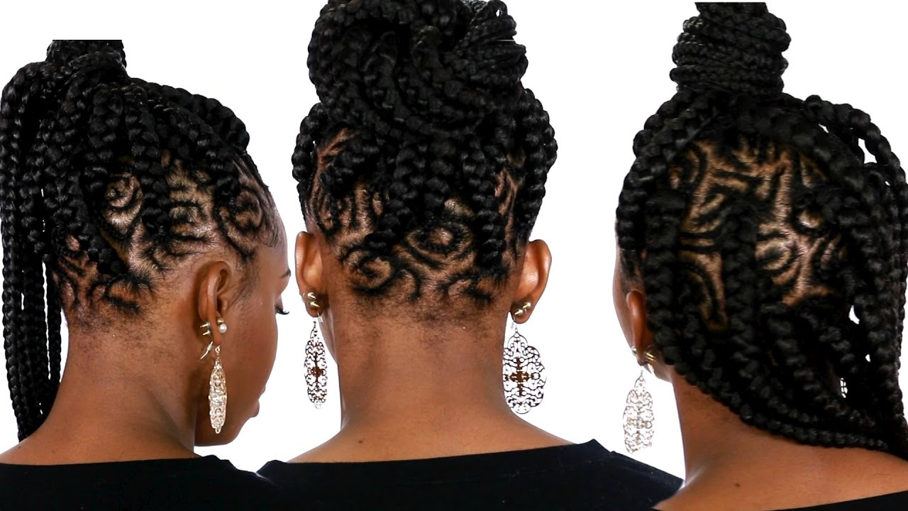 New Technique Spider Box Braids Would You Rock This