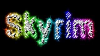 Skyrim : читы на: перенос веса, жизни,запас силы и ману