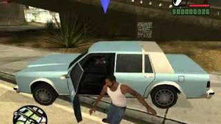 GTA San Andreas миссия 3 Граффити на территории(Свит предлагает закрасить нам вражеские граффити. Всего их в Лос Сантосе 100 штук, но во время миссии мы закра..., 2010-11-08T15:52:25.000Z)