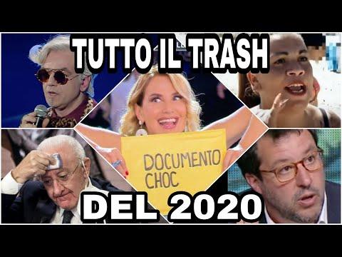 TUTTO IL TRASH DEL 2020!