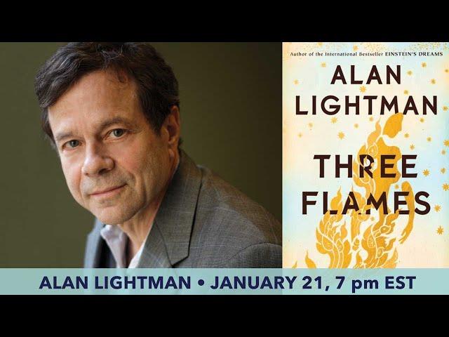 An Evening with Alan Lightman