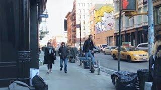 ПЕРВАЯ ФОТОСЕССИЯ В НЬЮ-ЙОРКЕ! ШОПИНГ! ВЫГНАЛИ ИЗ КВАРТИРЫ! #8