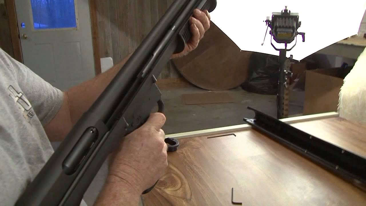 Bullpup Kit For Remington 870 Unlimited Assembly Shotgunworldcom O Wingmaster Trigger Help Please Instructional Video